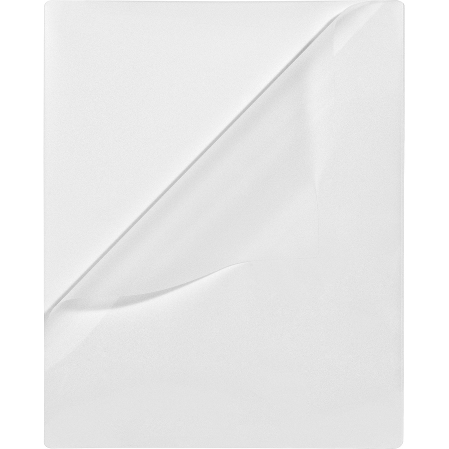 Business Source 5 Mil Letter Size Laminating Pouches