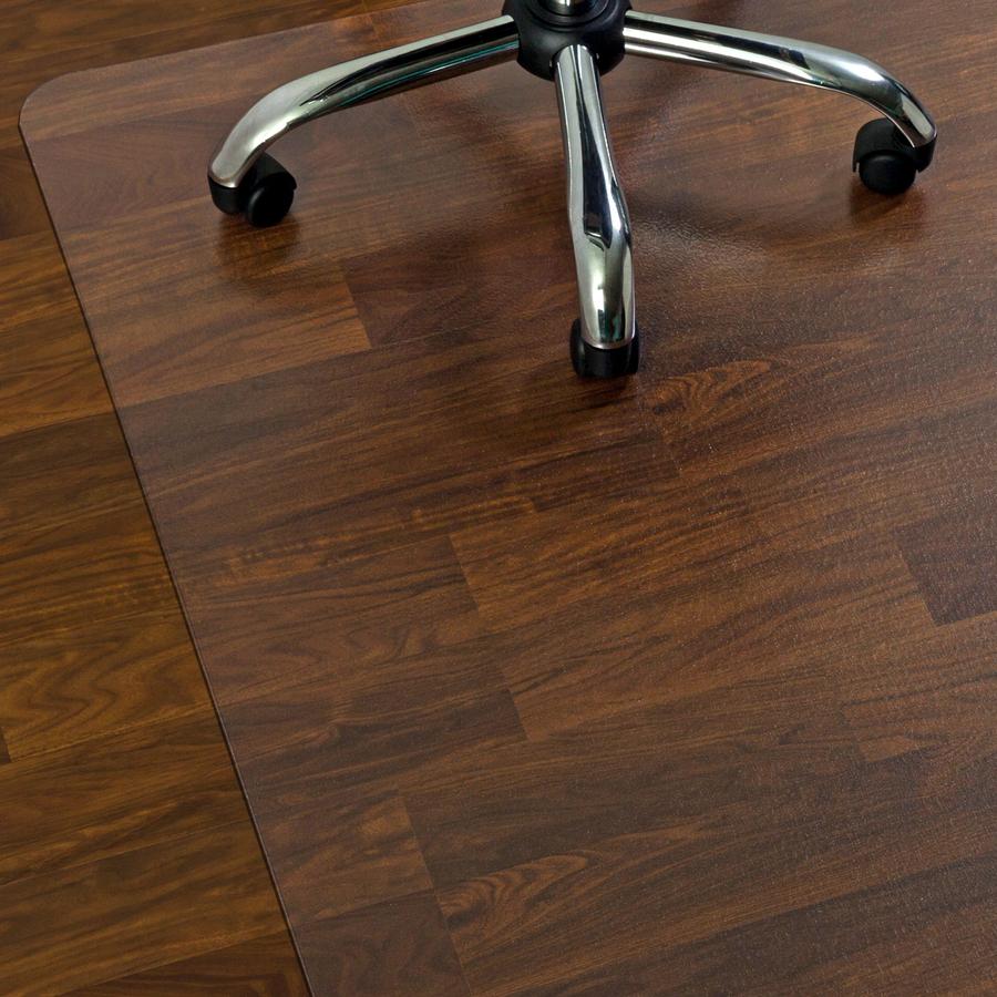 office chair mat 45 x 60 wicker replacement cushions canada es robbins rectangular hard flr straight edge