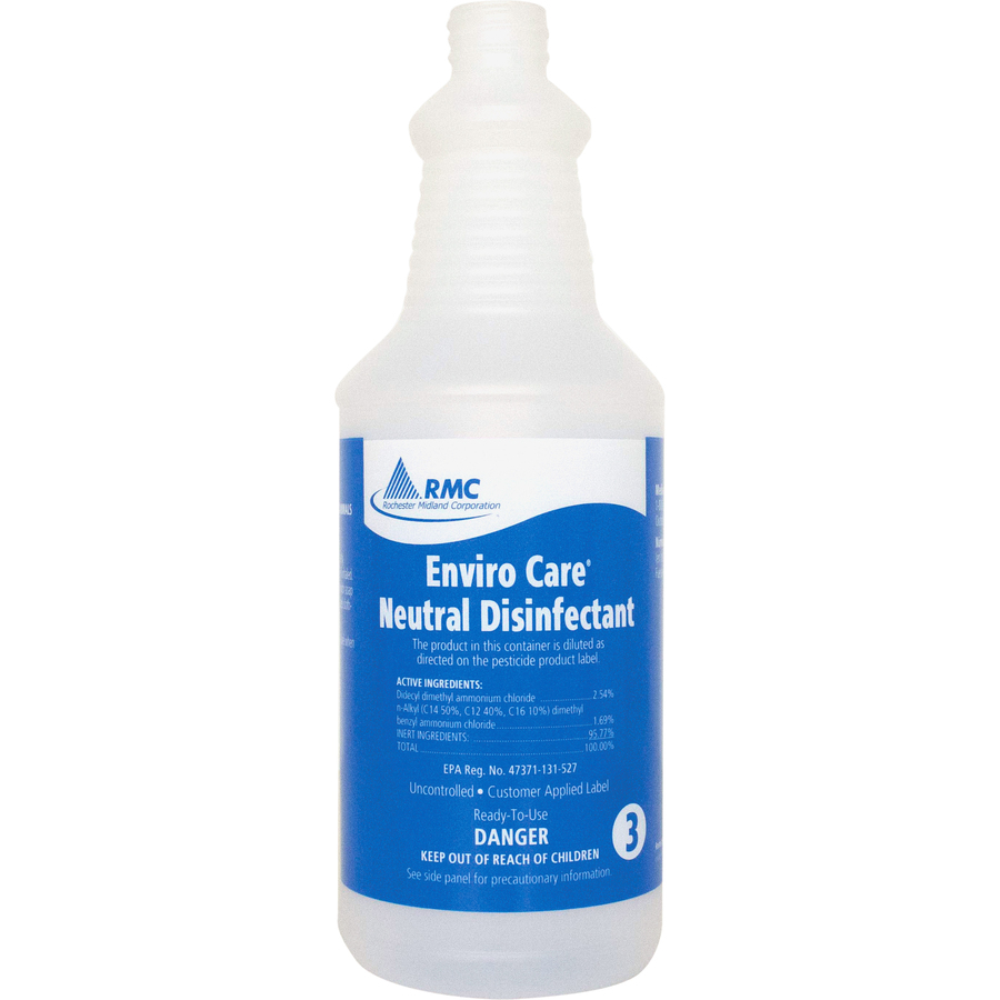 Rmc Neutral Disinfect Spray Bottle