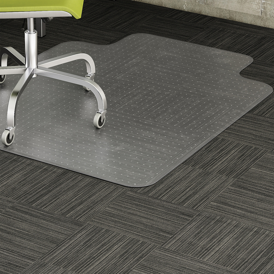 Chair Mat For Thick Carpet Lorell Low Pile Carpet Chairmat