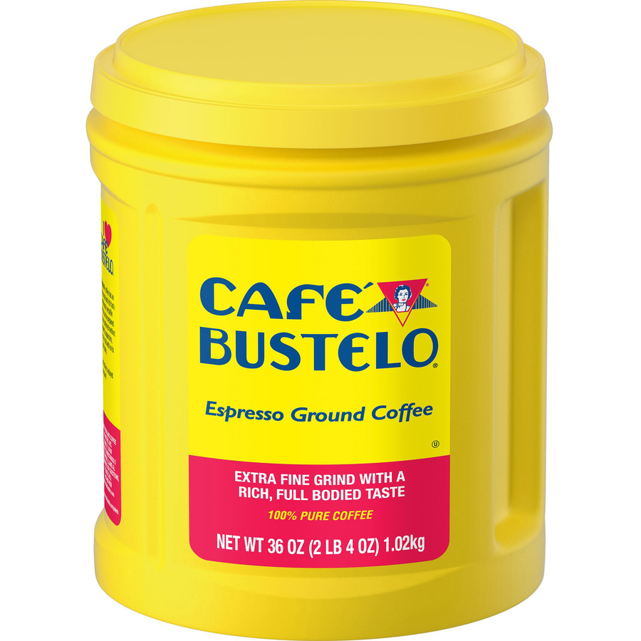 Cafe Bustelo Folgers Cafe Bustelo Espresso Ground Coffee
