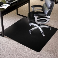 Office Max Desk Chair Mat Rattan Swivel Cushions Es Robbins Trendsetter Carpet Chairmat