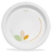 "Solo Cup 8-1/2"" Paper Dinnerware Plates - SupplyGeeks.com"