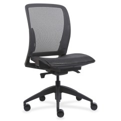 Mid Back Mesh Chair Swivel Post Bushing Wholesale Lorell With Seat And Llr83106