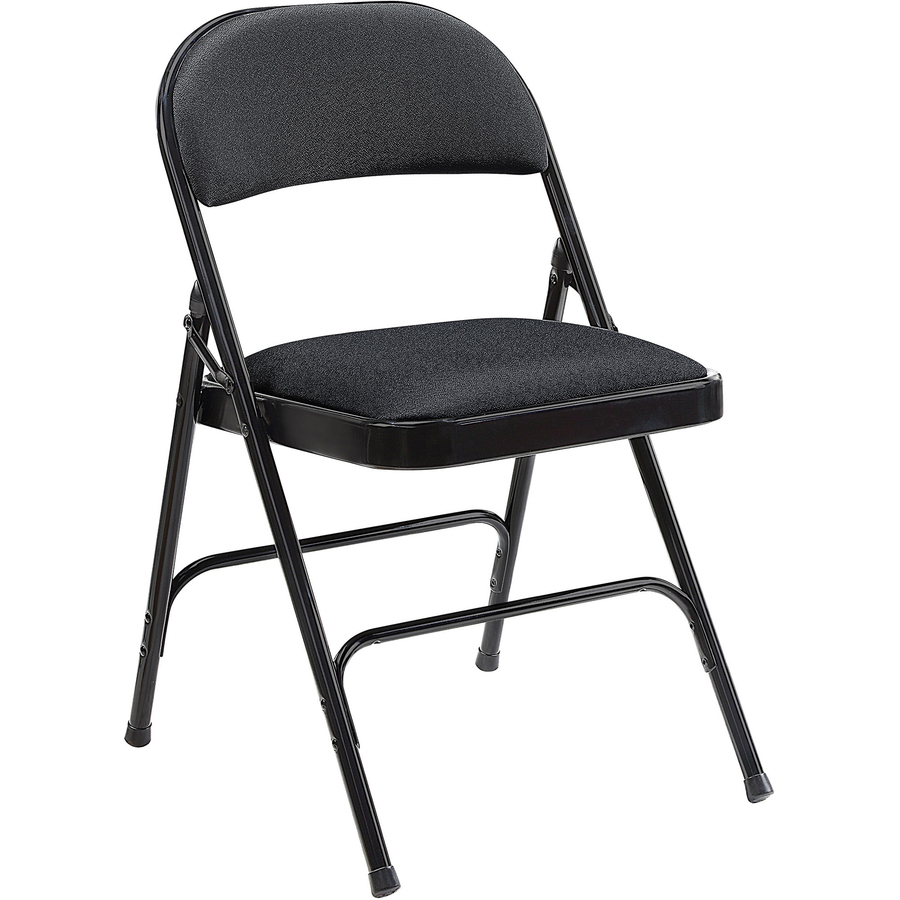Bulk Chairs Wholesale Lorell Padded Seat Folding Chairs Llr62532 In Bulk