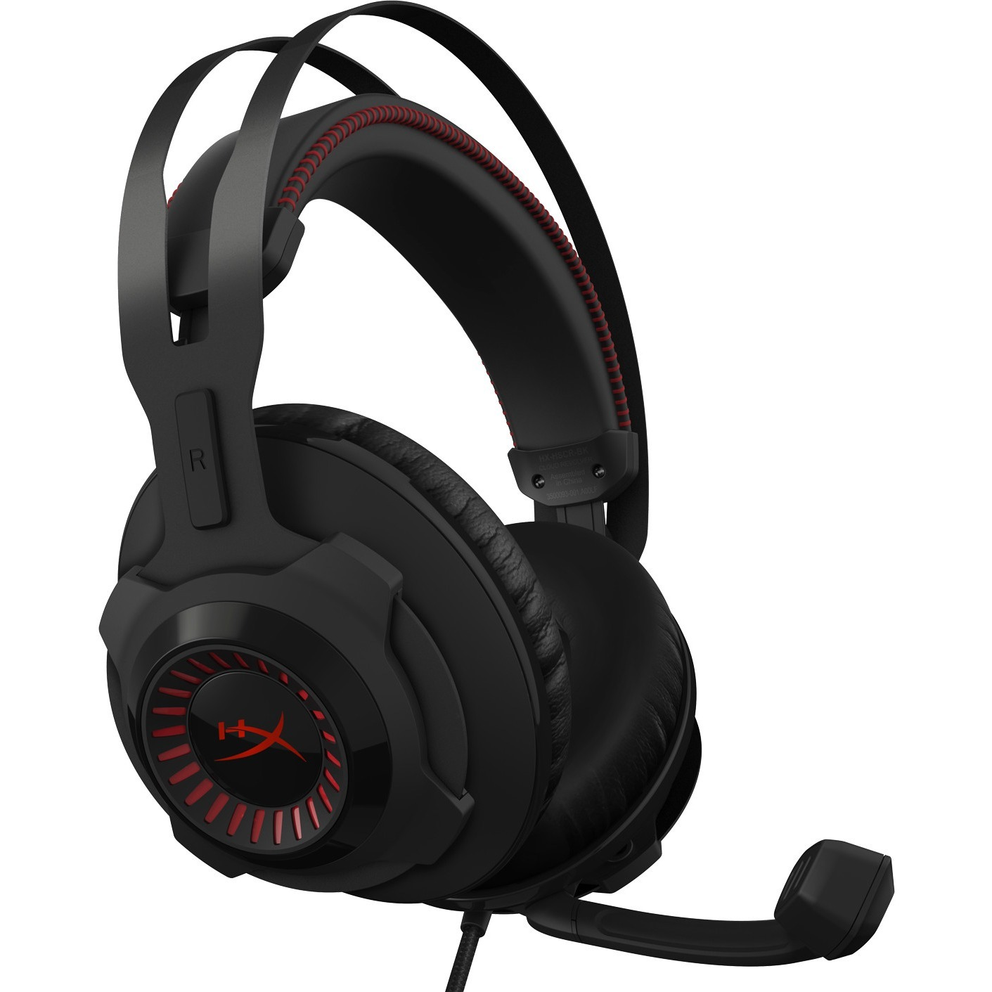 Hyperx Chair Kingston Hyperx Cloud Revolver Wired 50 Mm Stereo Headset