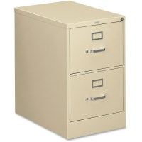 HON 310 Series Vertical File With Lock - HON312CPL ...