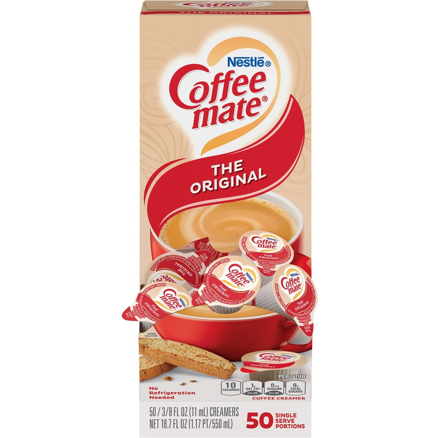 Coffee Or Coffee Mate Creamer 2 Or Oz 10 Nestle Liquid Powder Larger