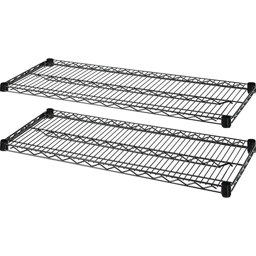 Lorell 69136, Lorell Industrial Wire Shelving, LLR69136