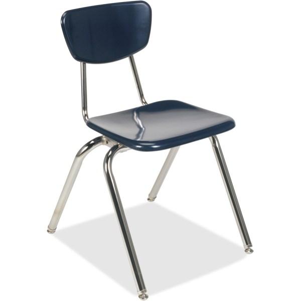 Virco 3018 Stack Chair Vir3018c51 In Bulk