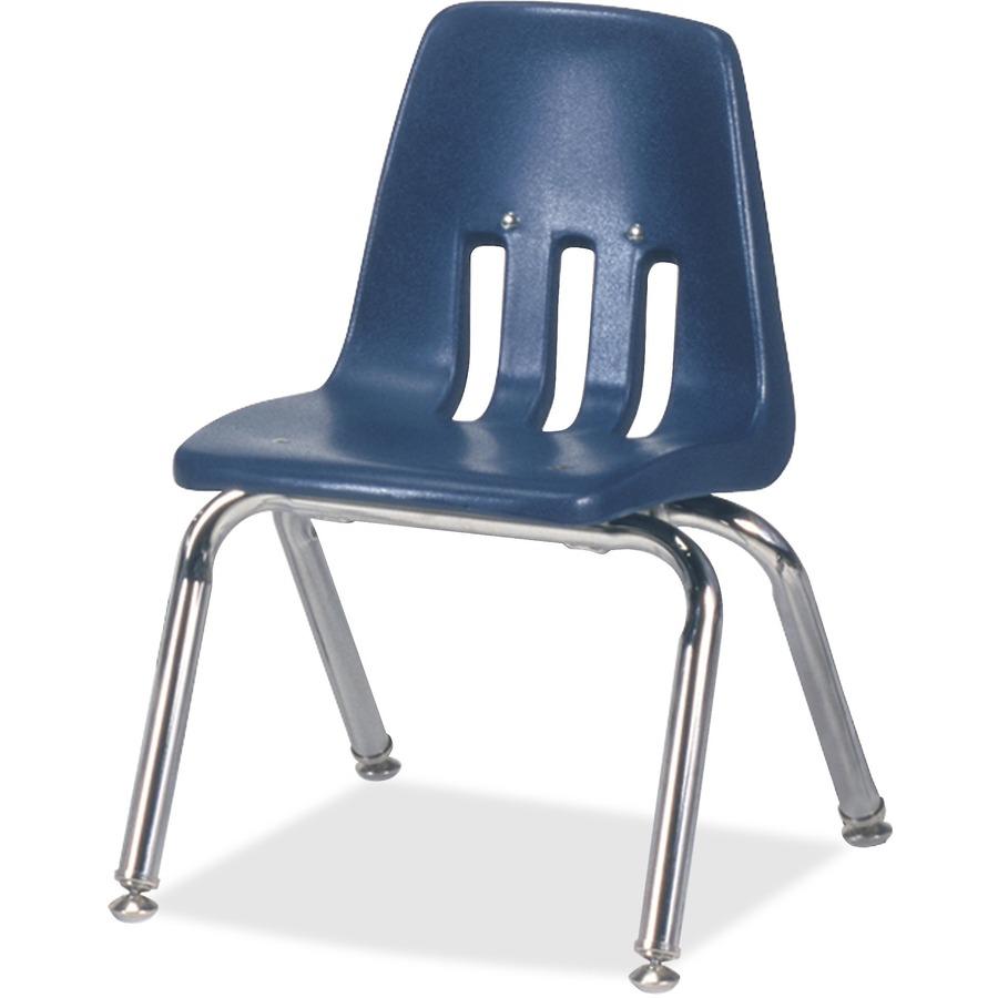 Wholesale Virco Classic 9012 Stack Chair VIR9012C51 in Bulk