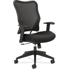 Hon Ignition 2 0 Chair Review Ergonomic And Ottoman Basyx By Hvl702 Mesh High Back Task Winklers Office City Fabric Black Seat Frame 5 Star Base 21 Width X 20 Depth 26