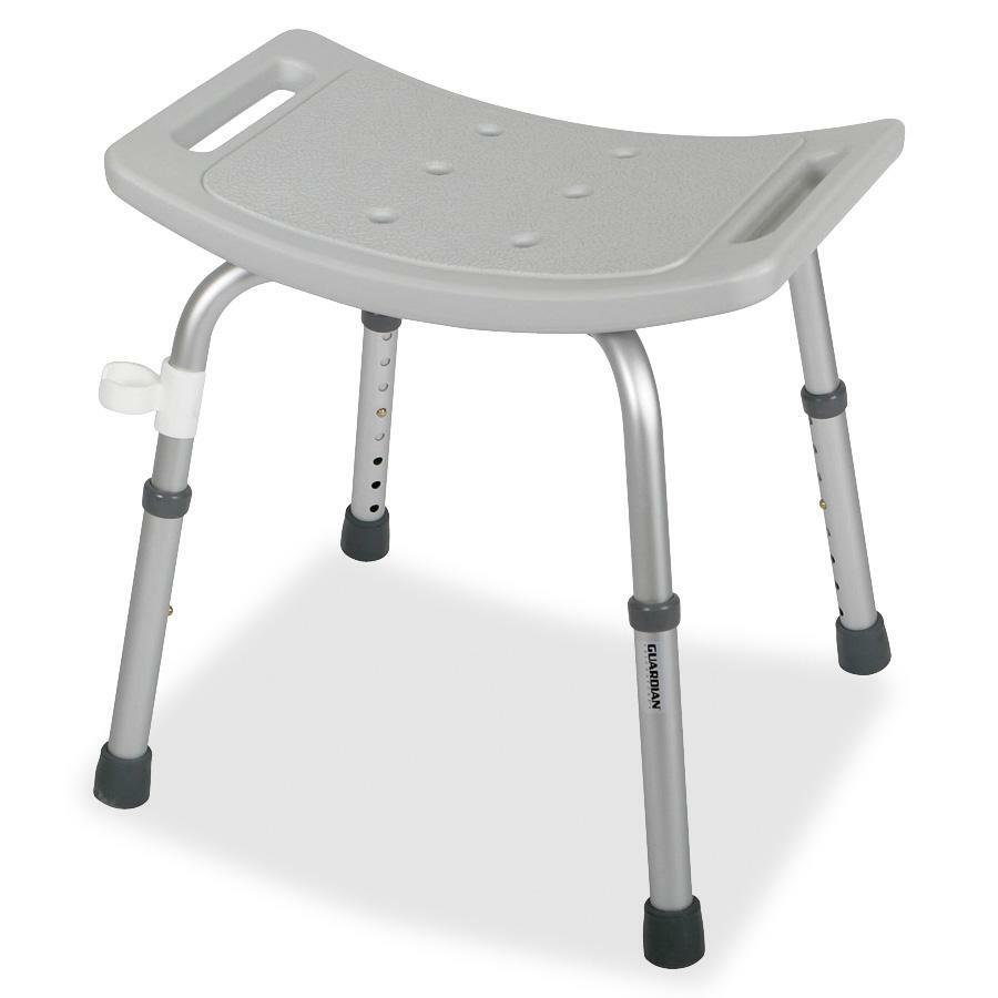 chair without back indoor wicker and ottoman set miig304014 guardian easy care shower office