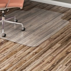 Office Chair Mat 45 X 60 Ingenuity Accessories Lorell Nonstudded Hard Floor Wide Lip Chairmat Yuletide Llr82826