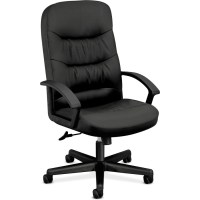 basyx by HON HVL641 Executive High-Back Chair