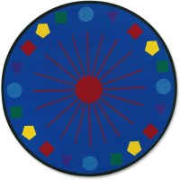 FCIFE11787A - Flagship Carpets Shapes Galore Round Rug ...
