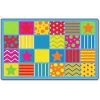 FCIFE33144A - Flagship Carpets Silly Seating Classroom Rug ...