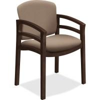 HON2112MOCHCU24 - HON Invitation Guest Chair - Office ...