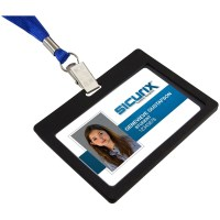 SICURIX Badge Holder