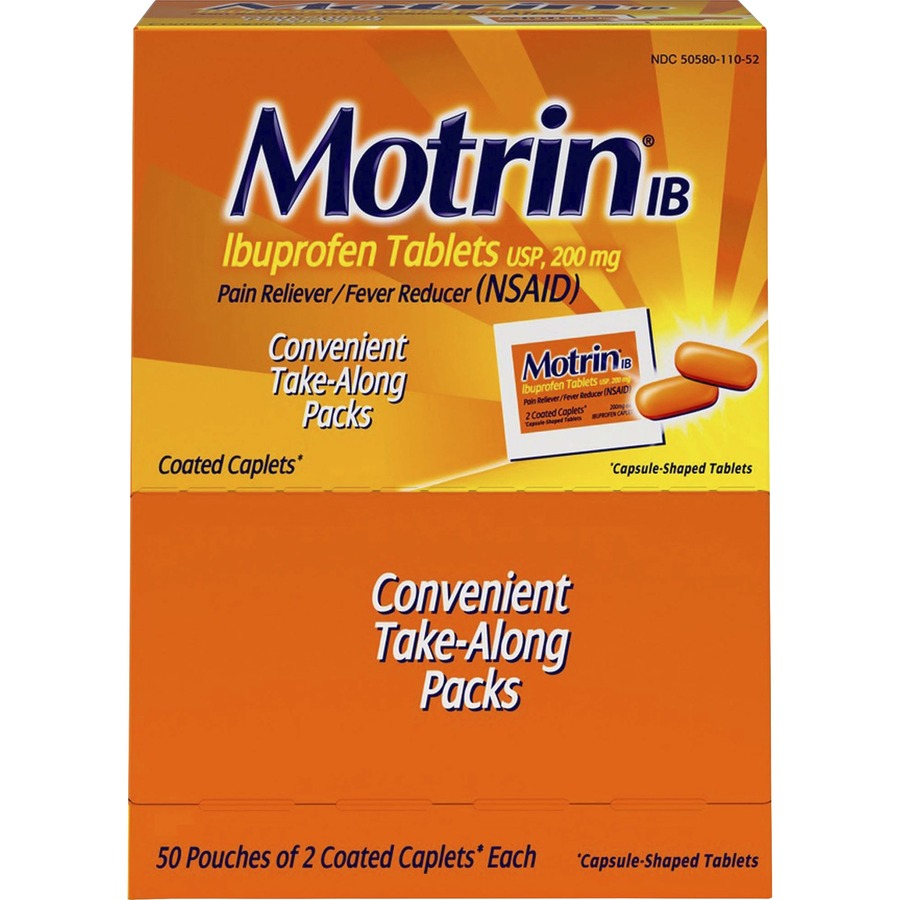 Wholesale Motrin Ibuprofen Pain Reliever JOJ48152 in Bulk