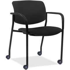 Steel Vinyl Chair Rope Swing Stand Lorell Stack Chairs With Plastic Back Seat Llr83115a205