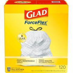Kitchen Trash Bags Tudor Remodel Glad Strong Tall Office Pro 2k17 Llc Clo78564ct