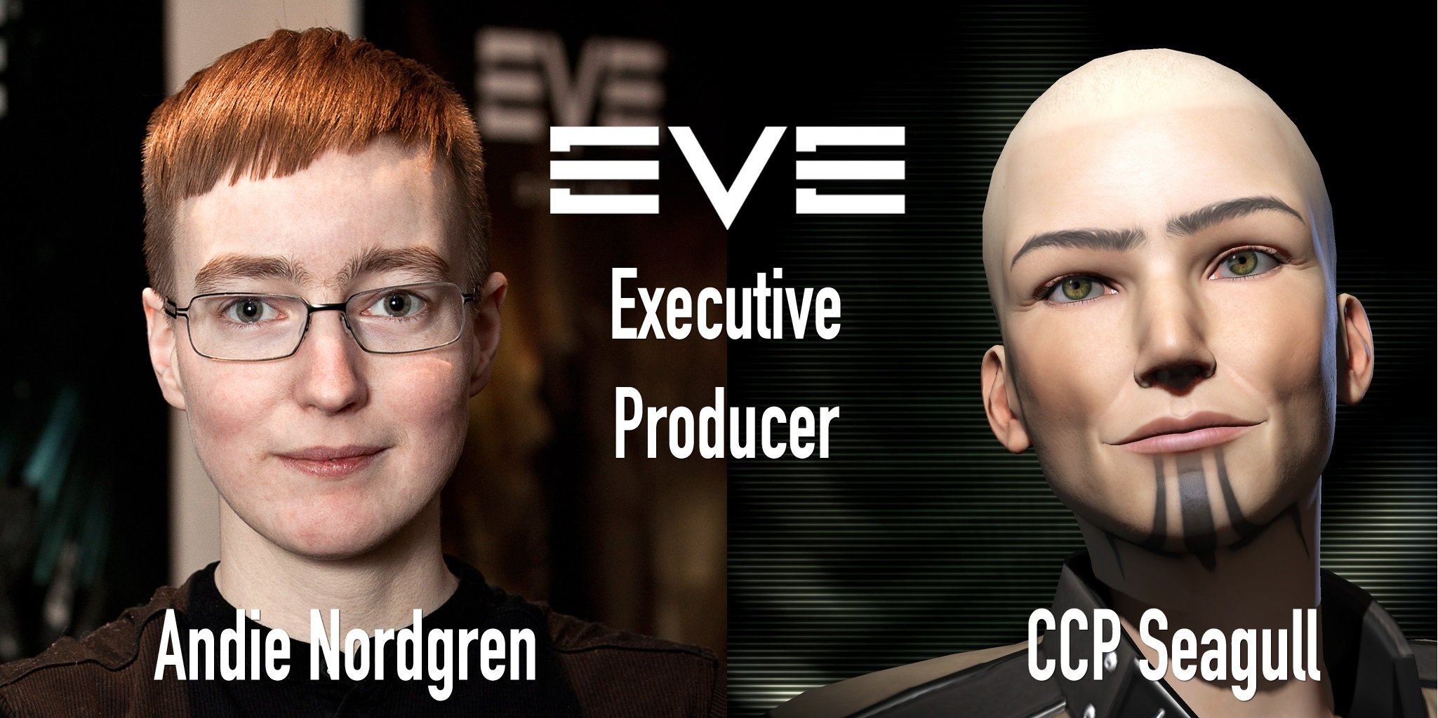 Andie Nordgren - Executive Producer of EVE Online