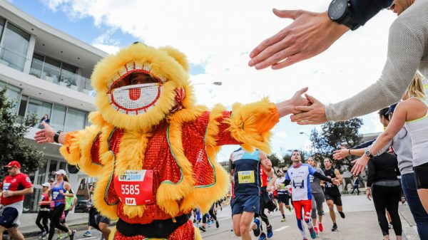 Best life this October city2surf