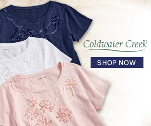 Coldwater Creek Coupons April 2019