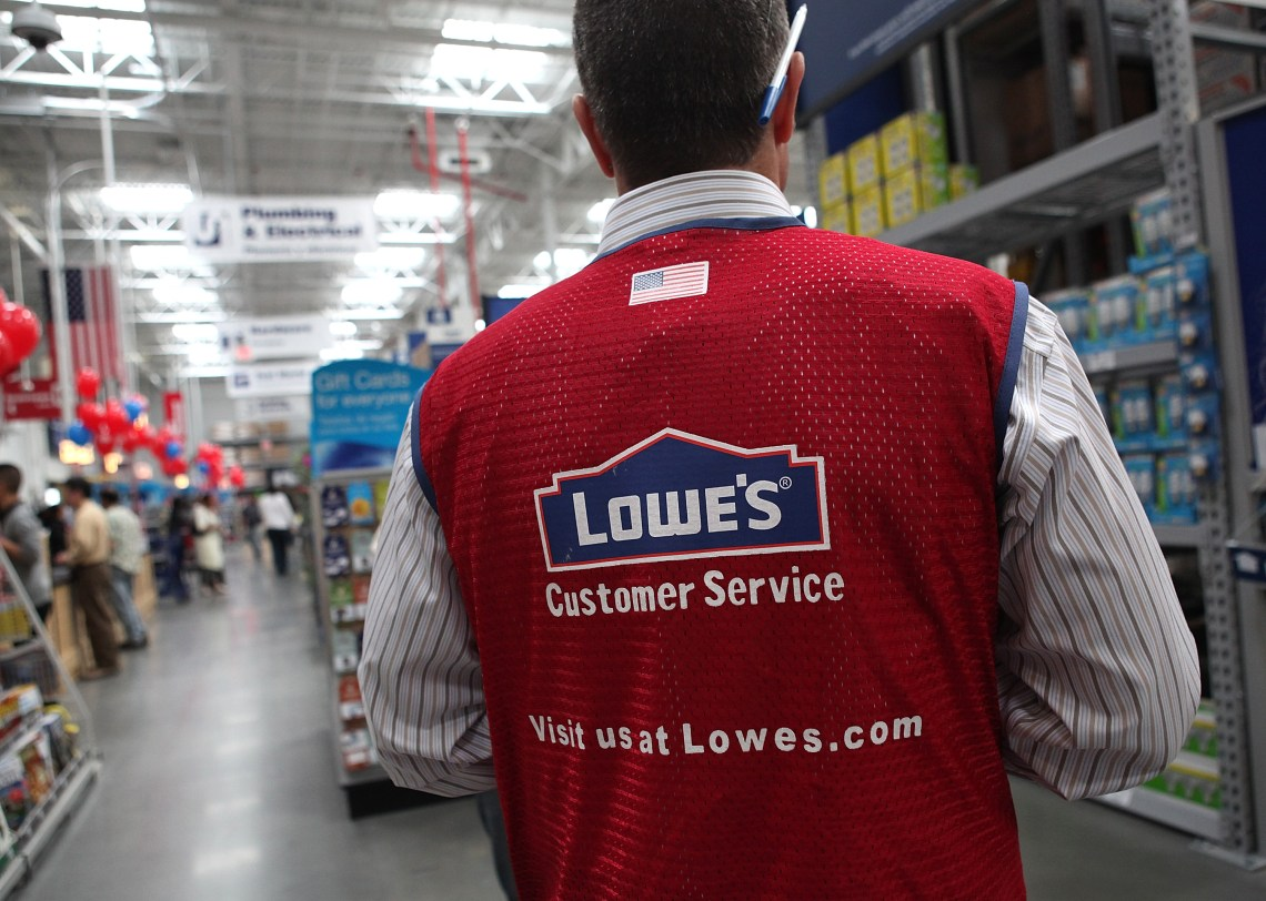 Why Lowe S Sales Like Home Depot S Are Booming Fortune