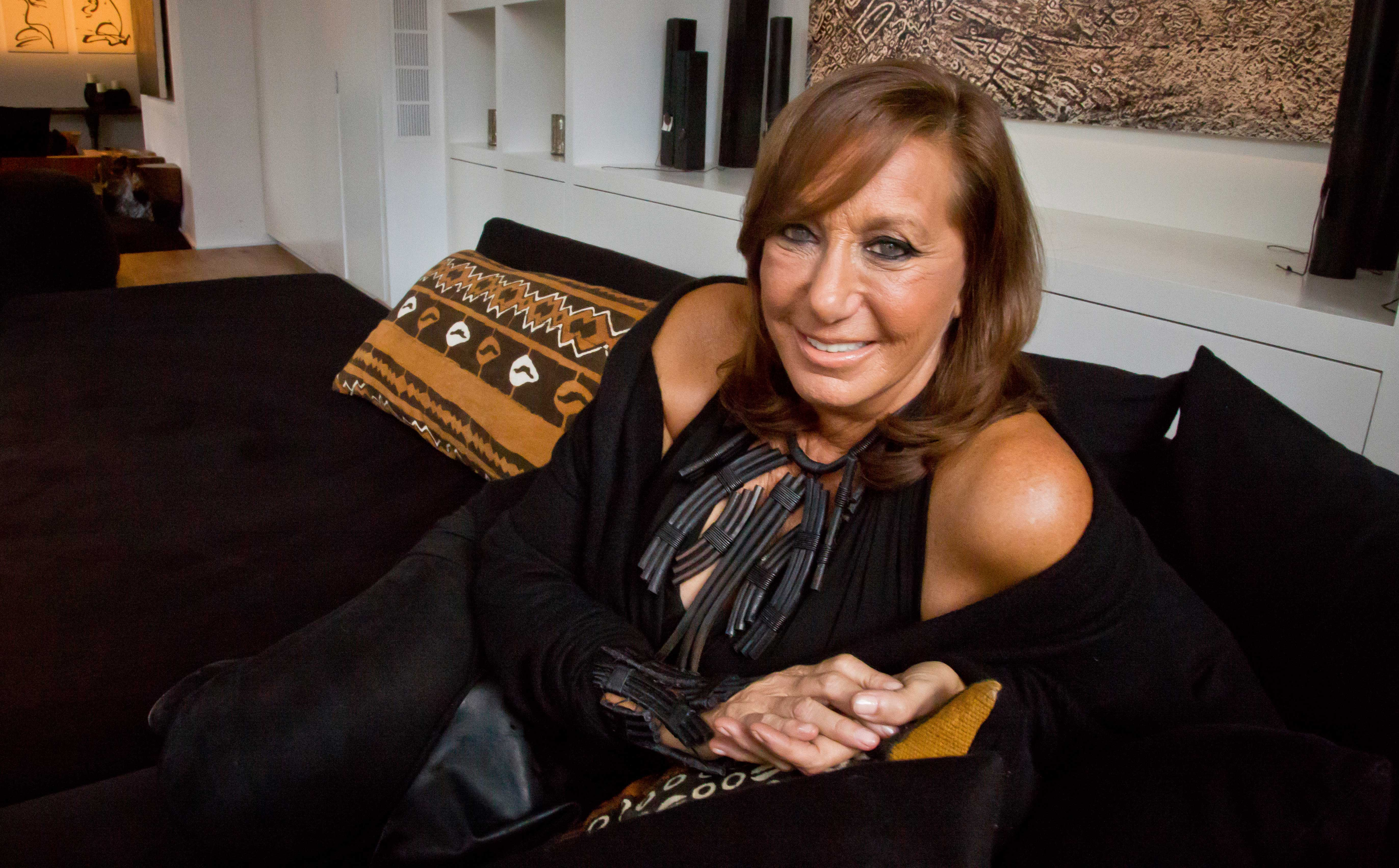 Donna Karan Why I Made The Very Tough Decision To Sell Fortune