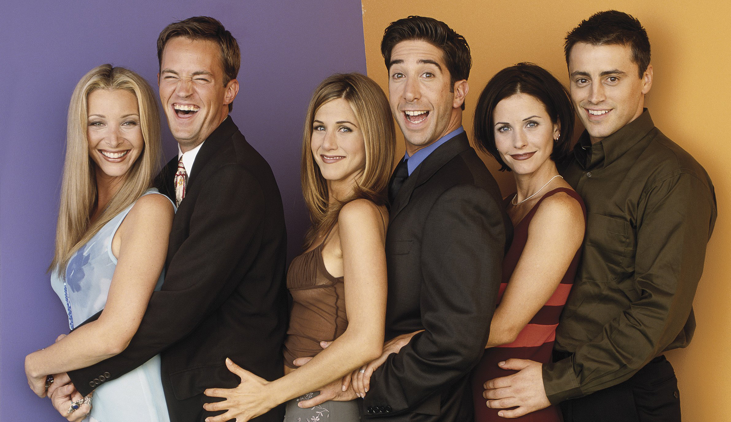 friends reunion how the