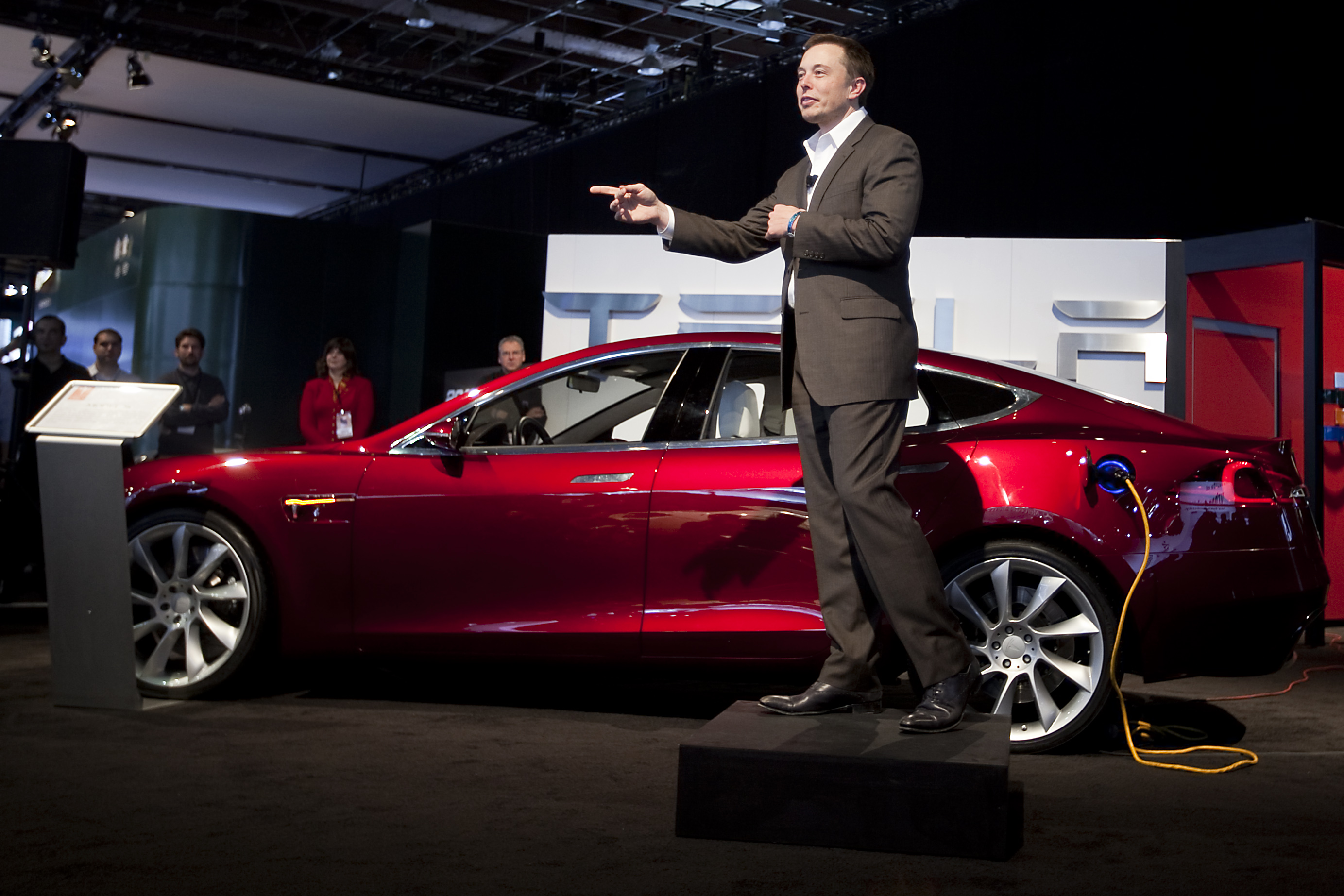 What Entrepreneurs Can Learn From Tesla Founder Elon Musk | Fortune