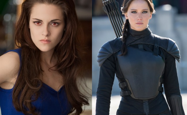 Hunger Games And Twilight Will Get Their Own Theme