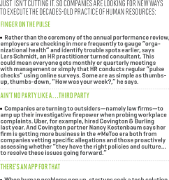 three ways companies are disrupting hr  [ 1000 x 1653 Pixel ]