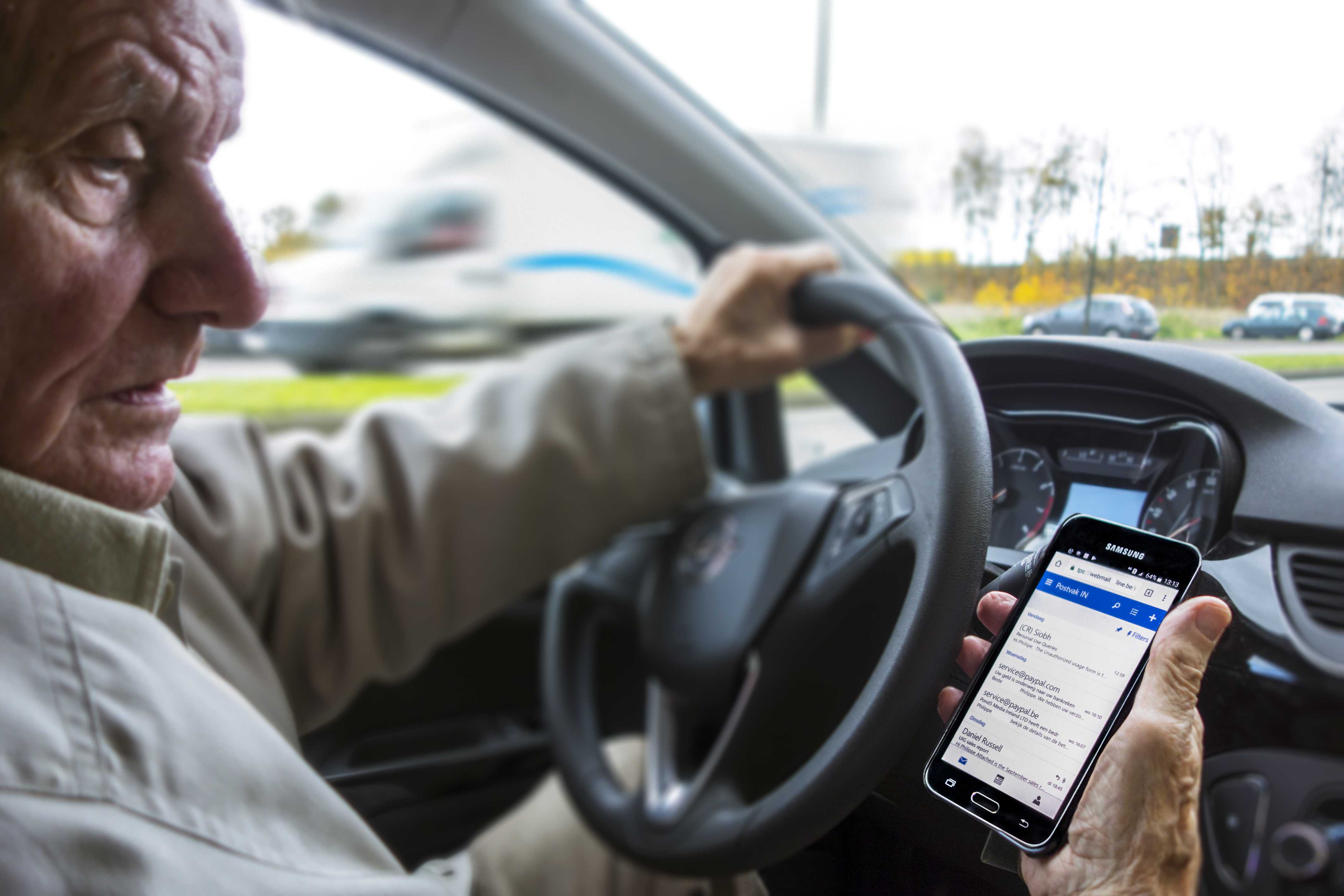 distracted driving rates skyrocket