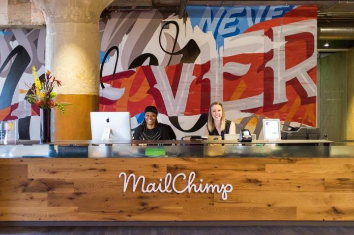 best medium companies 2018 mailchimp
