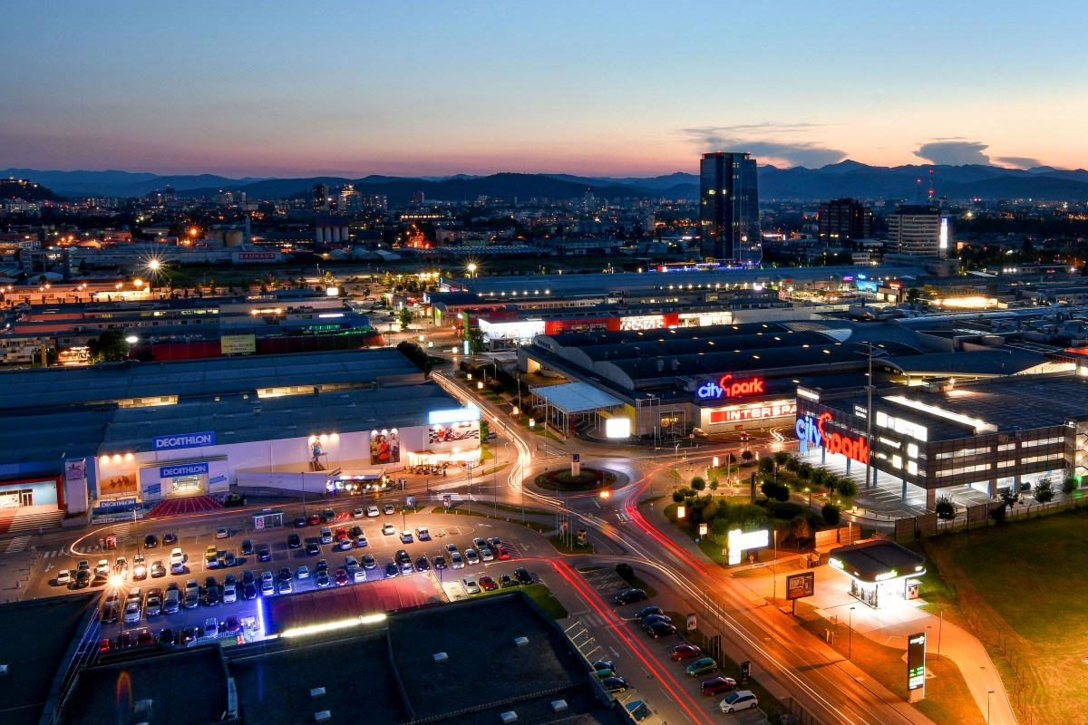 The European Shopping Center Where Technology's Future Is Being Tracked Today