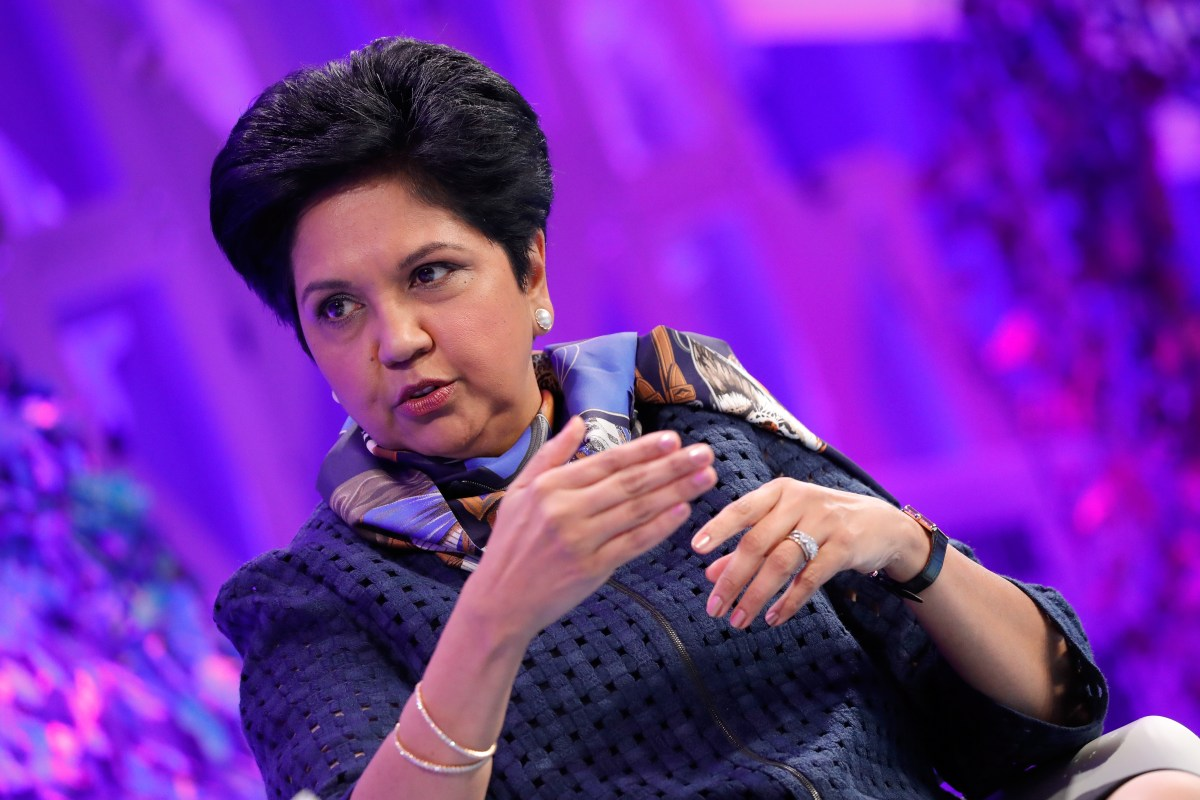FORBES: Former PepsiCo CEO Aims to Create a 'Sisterhood' of Women Leaders