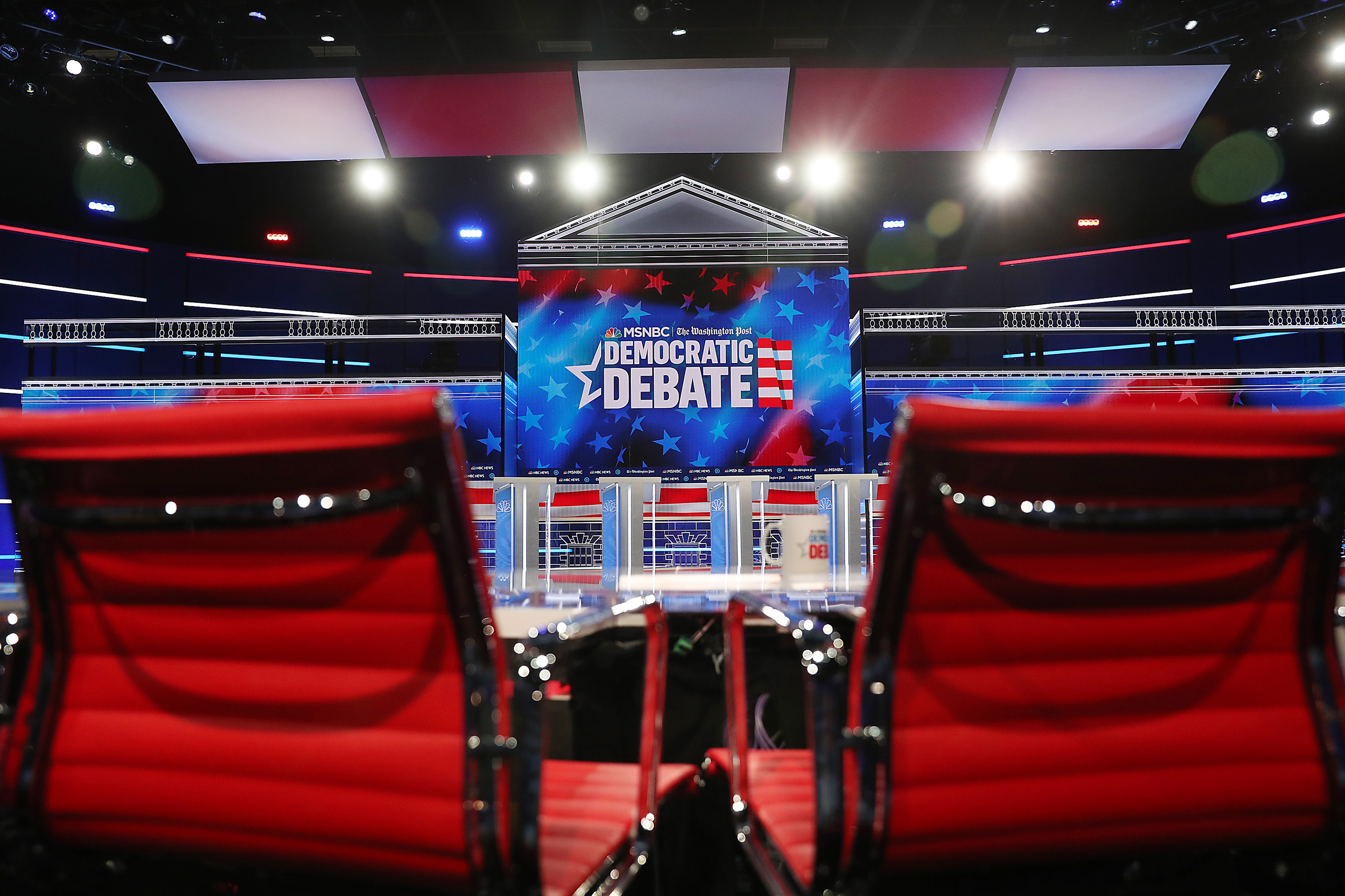 Will You Watch Tonight's Democratic Debate? The DNC Probably Doesn't Care Either Way
