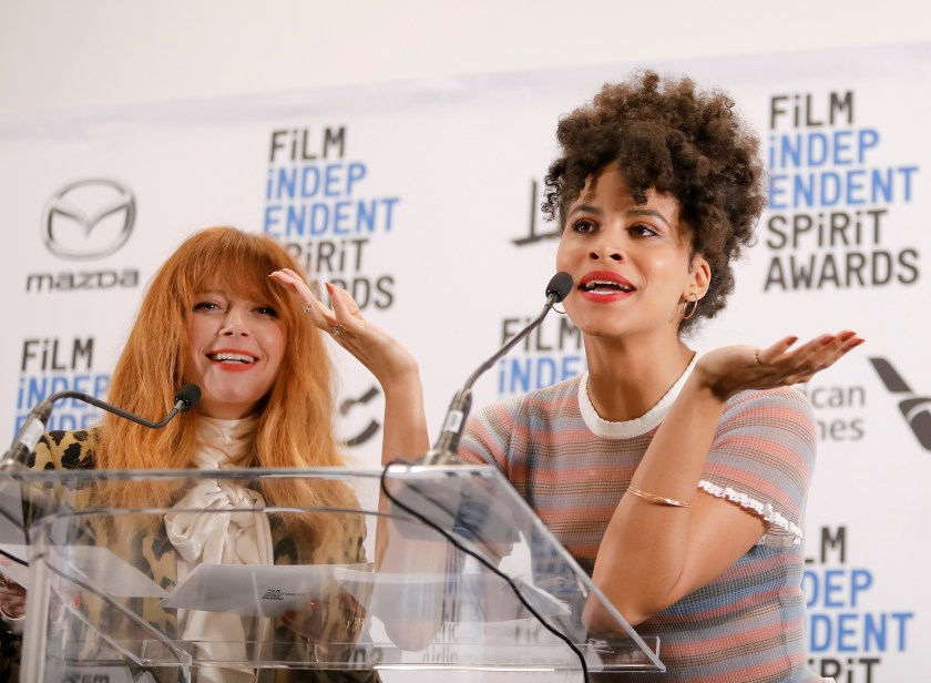 Image result for film independent spirit awards 2020