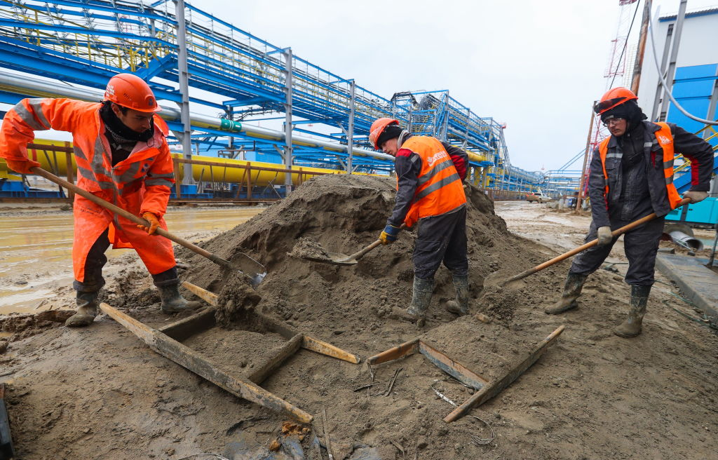 Russia and China Have Built a New Gas Pipeline That Has Everything—Except Profit