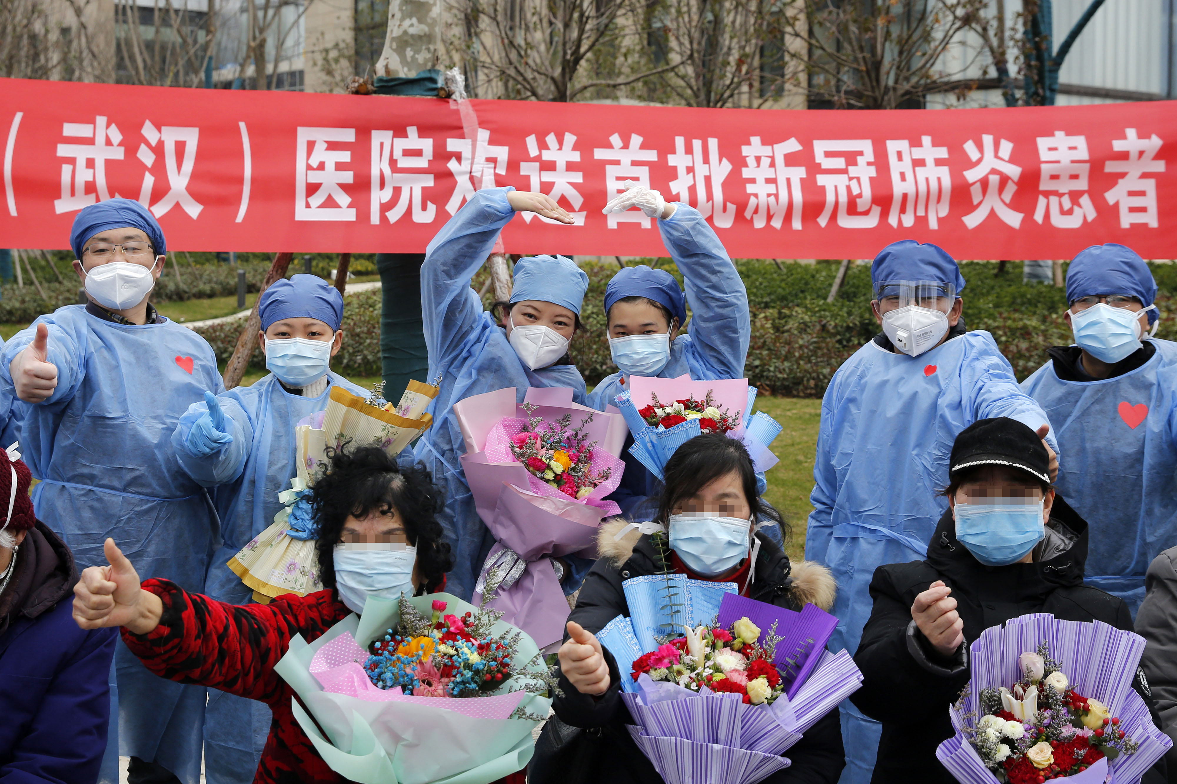 The Chinese province at the heart of the coronavirus outbreak changes how it counts cases—again