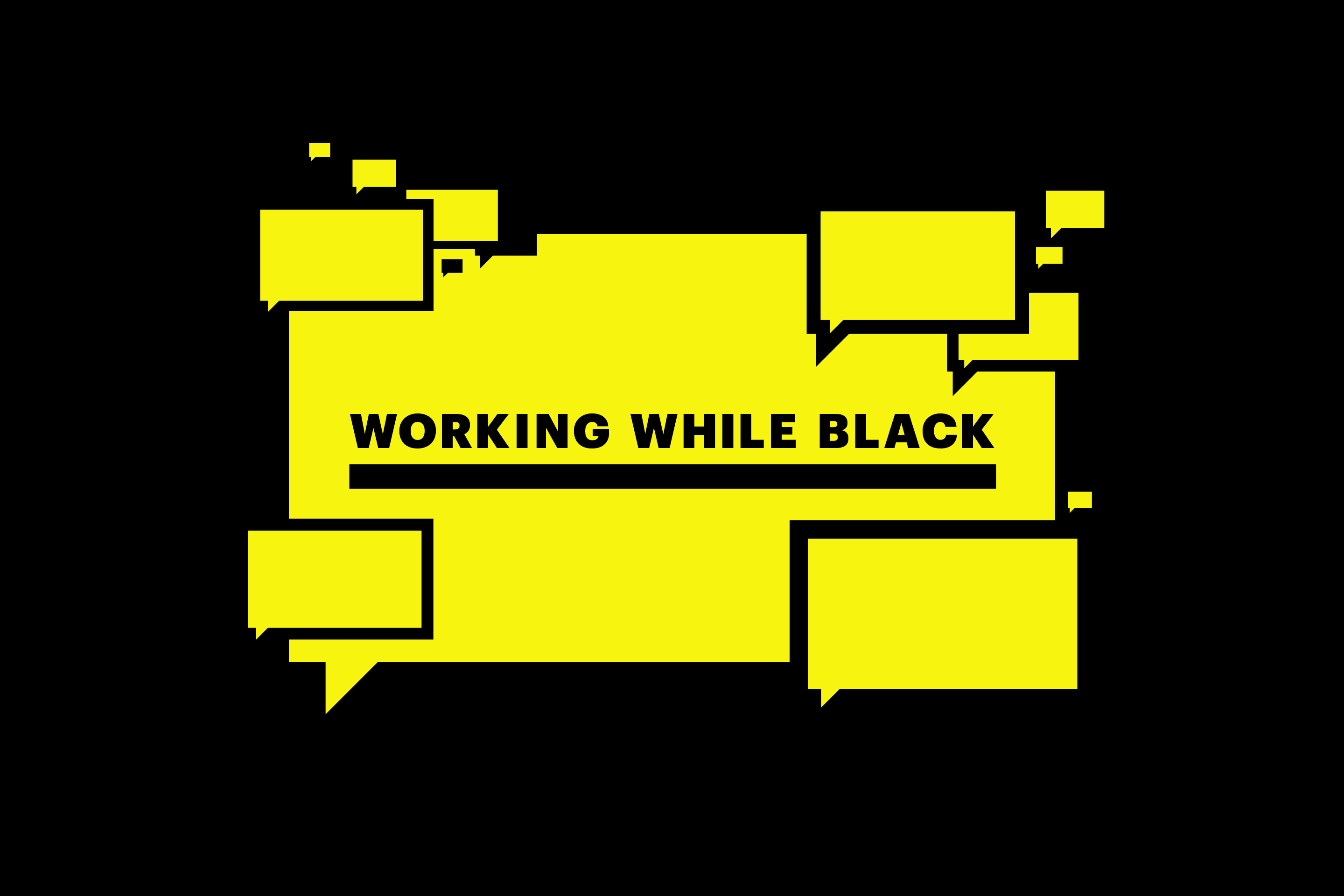 Photo of Working While Black: Stories from black corporate America