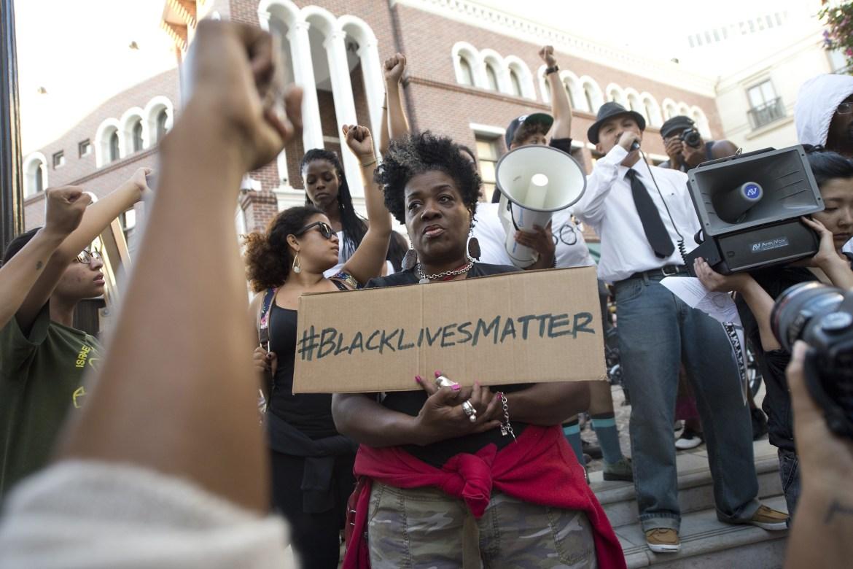 2013 Trayvon Martin BLM protests