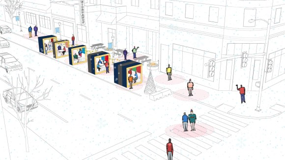 City of Chicago Winter Dining Challenge-Block Party