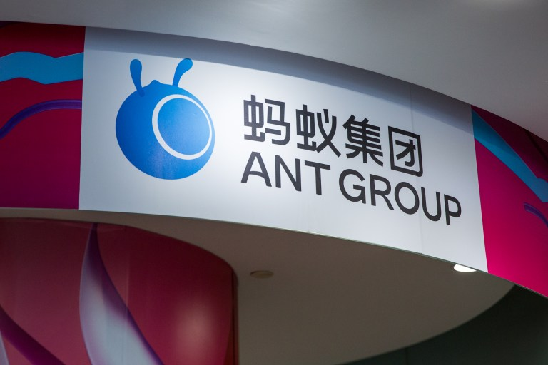 Shanghai stock exchange to suspend  billion listing for Ant Group
