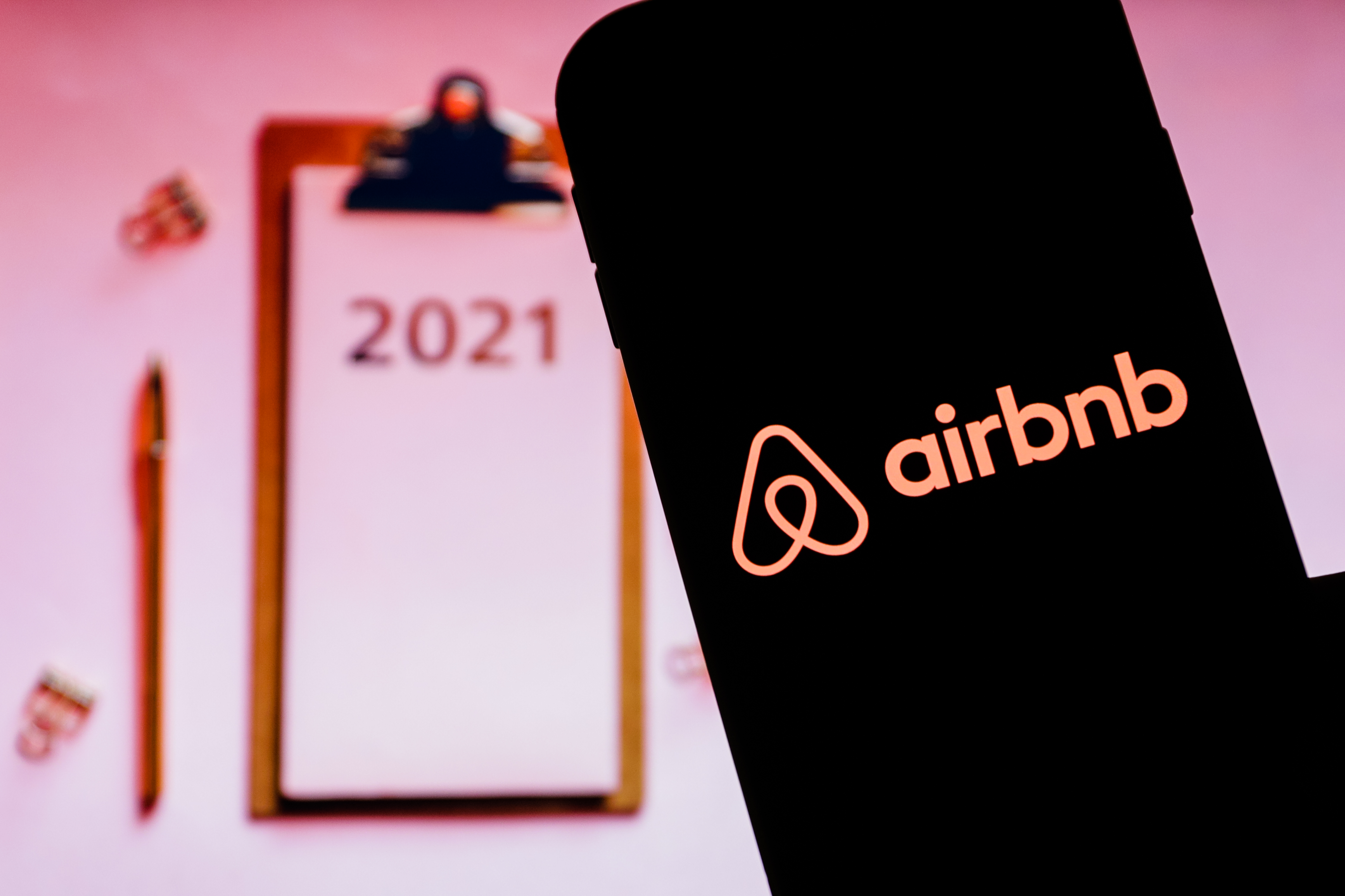 """""""What's a pandemic?"""" Asks Airbnb's earnings"""