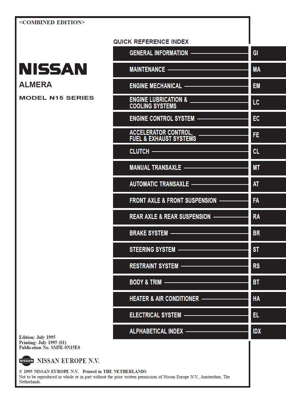 medium resolution of original jdm manuals ve vet nissan sr20 forum wiring diagrams for nissan sr20 p11
