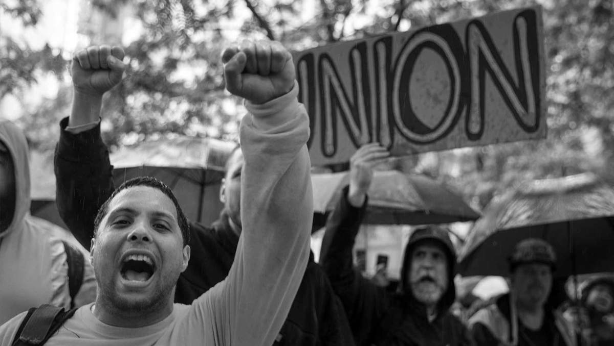 Labor Union Approval Steady at 15-Year High